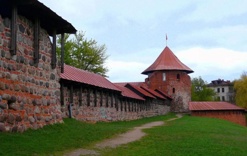 Замок Каунас