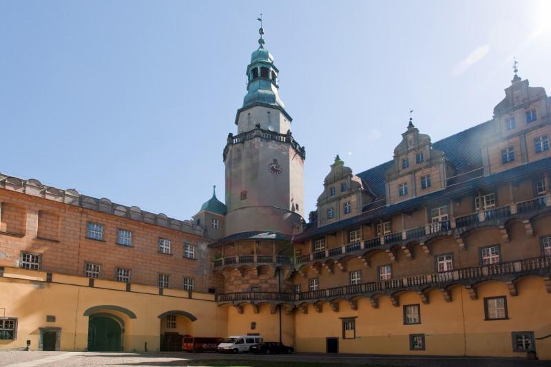 Замок Нижнесилезских Герцогов