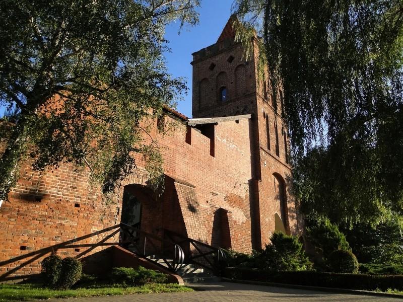 Средневековые городские Вроцлавские ворота