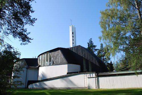 Церковь Трёх крестов в �матре