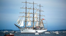 Регата Tall Ships Races в Котке 13-16.07.2016