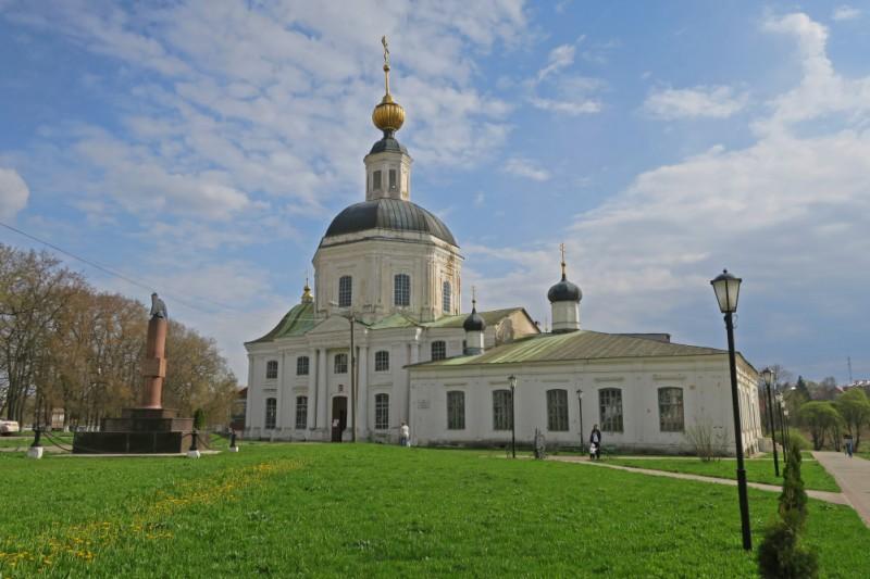 Вязьма. Церковь Рождества Богородицы