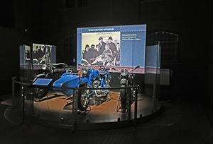Музей науки и техники. Механика