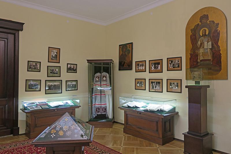 Духовная академия. Церковно-археологический музей