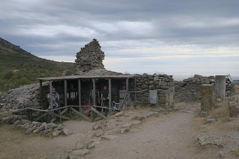 Музей под открытым небом «Крепость Фуна»