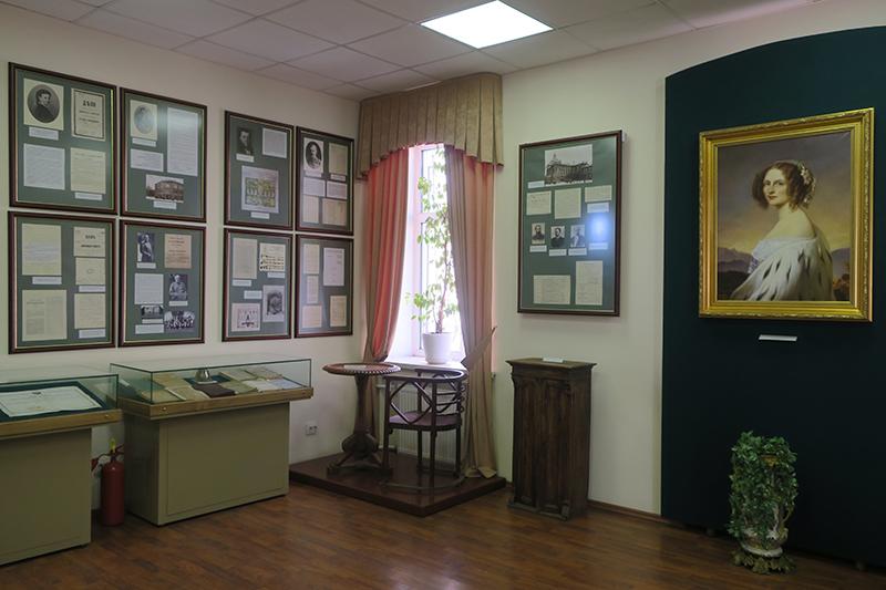 Музей истории СЗГМУ им. И. И. Мечникова