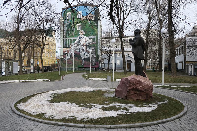 Дом-музей И. С. Тургенева