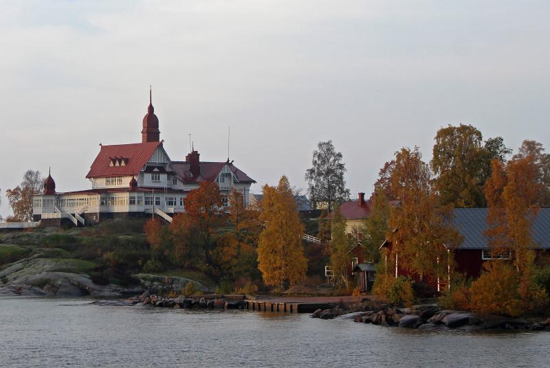 Финляндия, Хельсинки, Эспоо