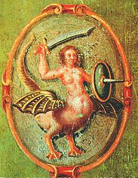 Герб Варшавы 17 века