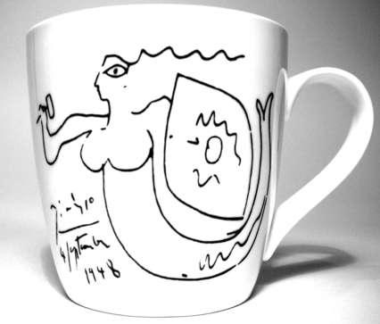 Варшавский рисунок Пикассо