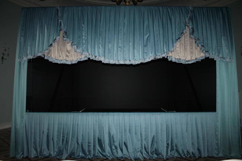 Каменноостровский дворец -Театр