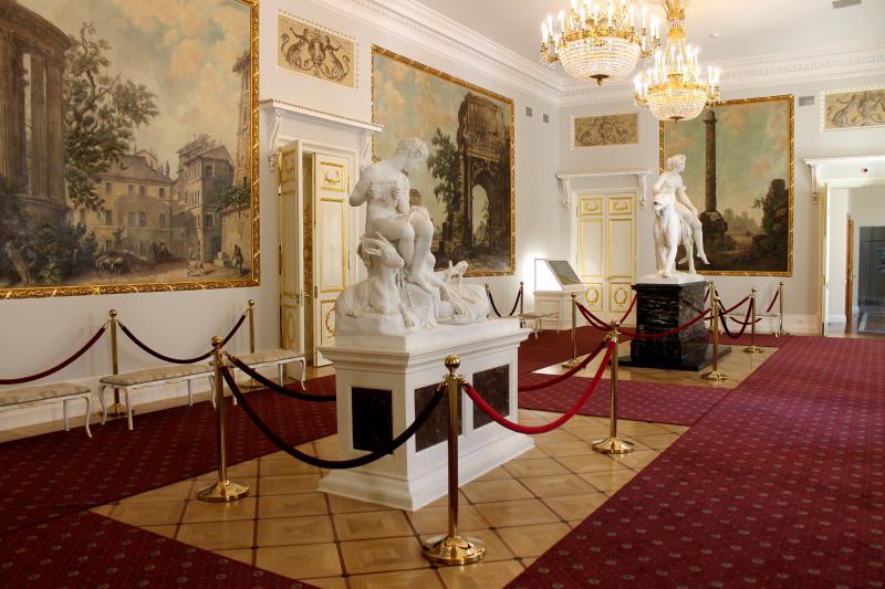 Каменноостровский дворец - Аванзал