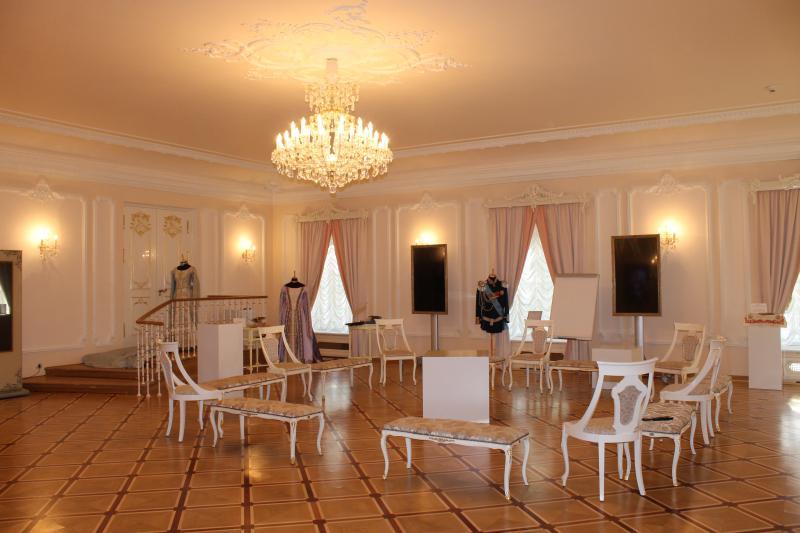 Каменноостровский дворец - музей