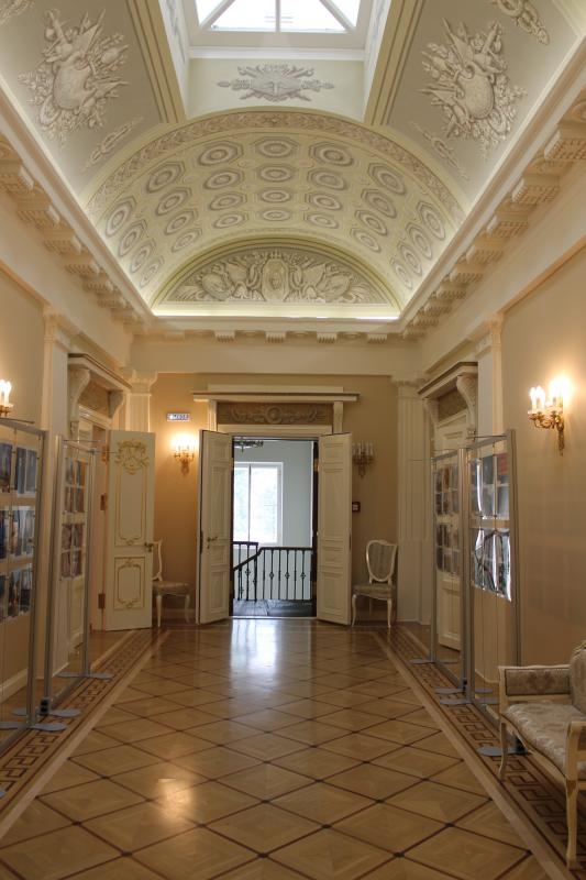 Каменноостровский дворец - кабинет Александра I