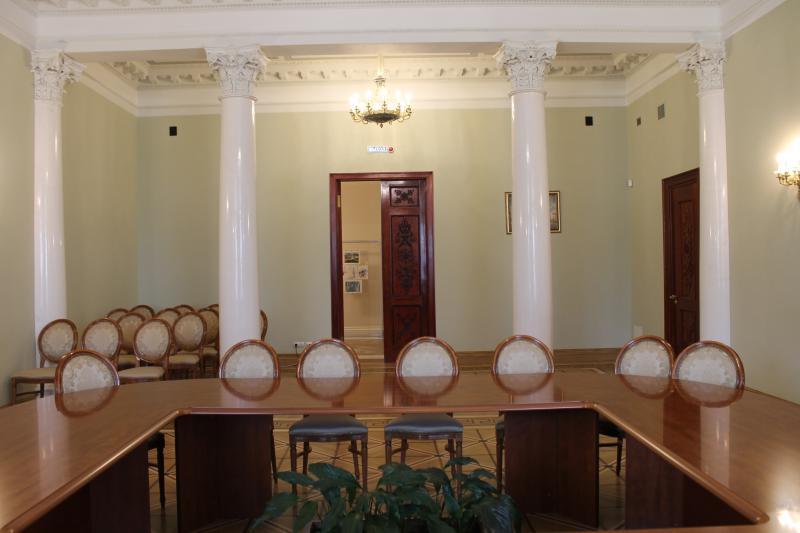Каменноостровский дворец - Зал заседаний