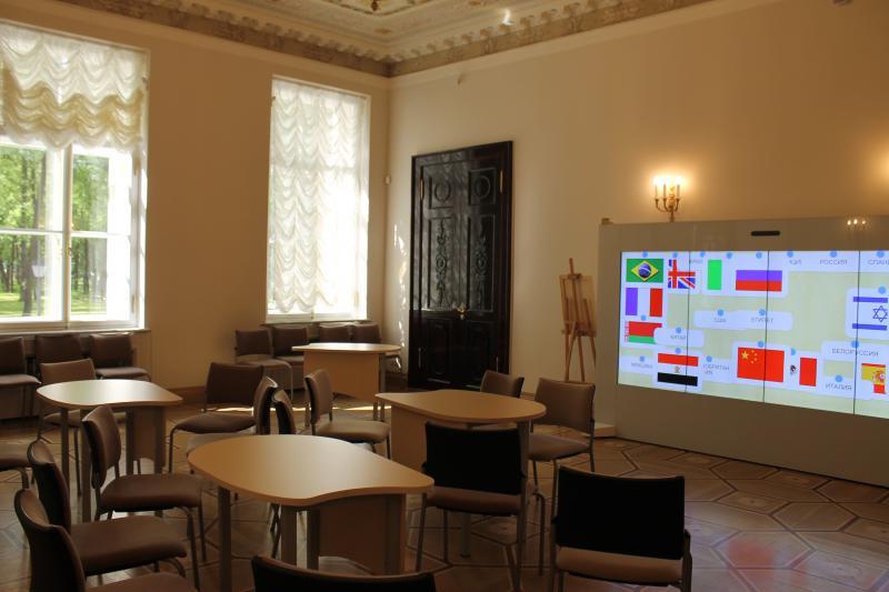 Каменноостровский дворец - комната