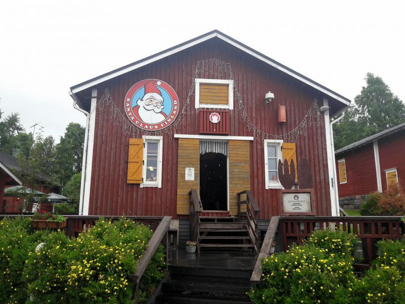Морской офис Санта Клауса
