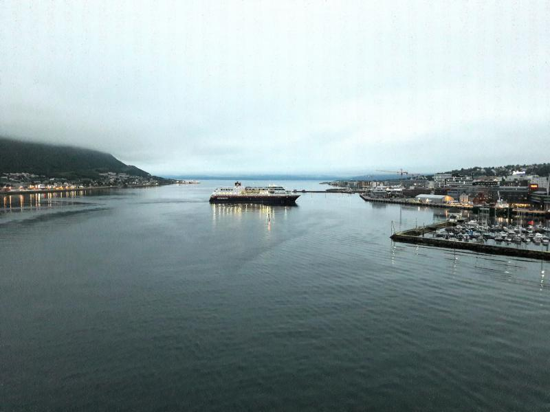 Норвегия. Тромсё - рорт