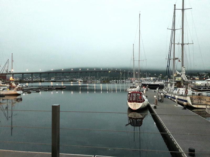 Норвегия. Тромсё