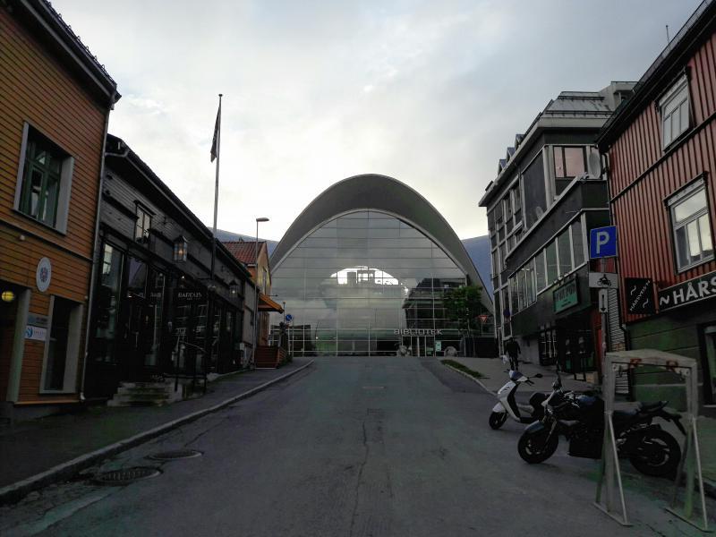 Центр Тромсё