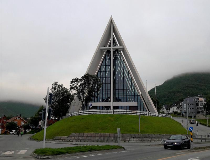 Норвегия. Тромсё - Арктический собор