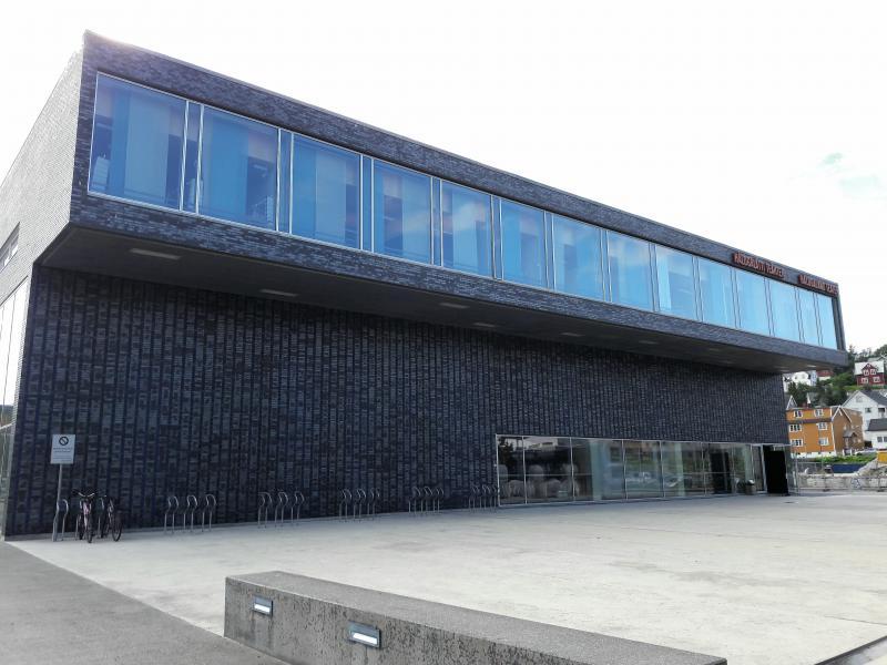 Норвегия. Тромсё - концертно-театральный зал