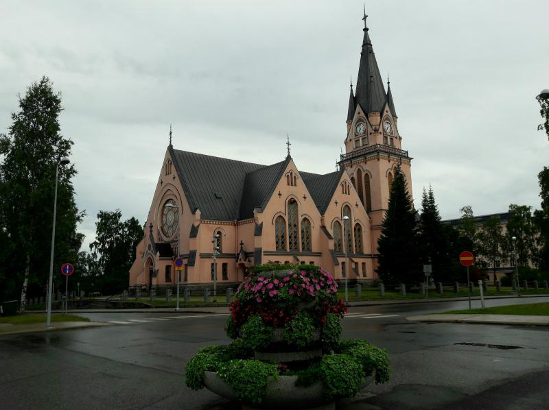 Церковь Кеми