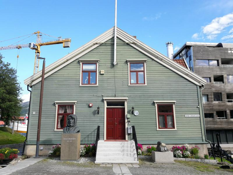 Норвегия. Тромсё - Полярный музей