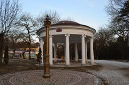 Есентуки - курортный парк