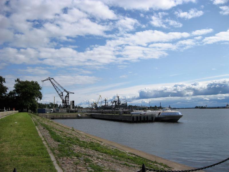 Порт Кронштадт