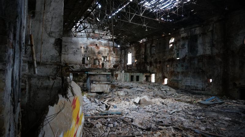 Конфетная фабрика в Рамони