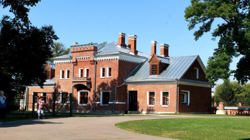 Музей дворец Ольденбургских в Рамони