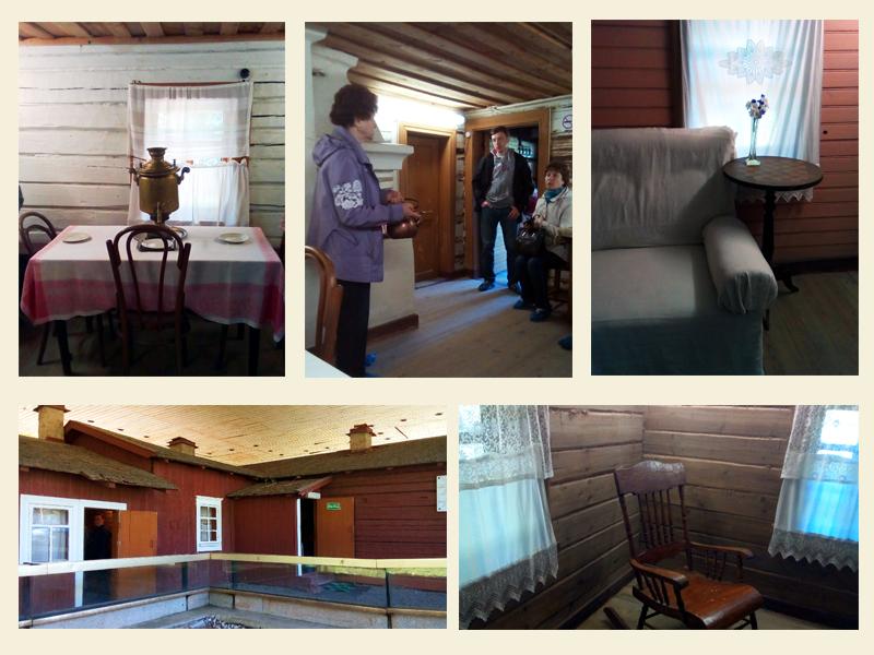 Музей-заповедник Ялкала, дом Парвиайненов
