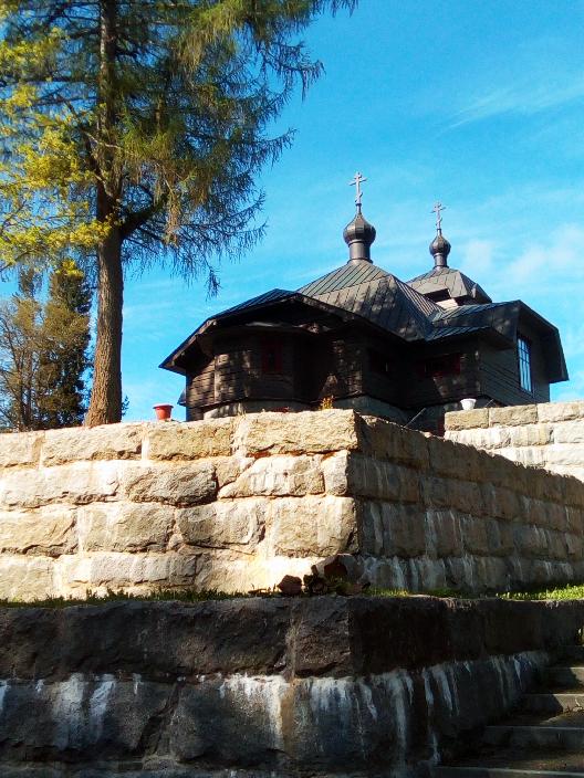 Линтула, Свято-Троицкий храм