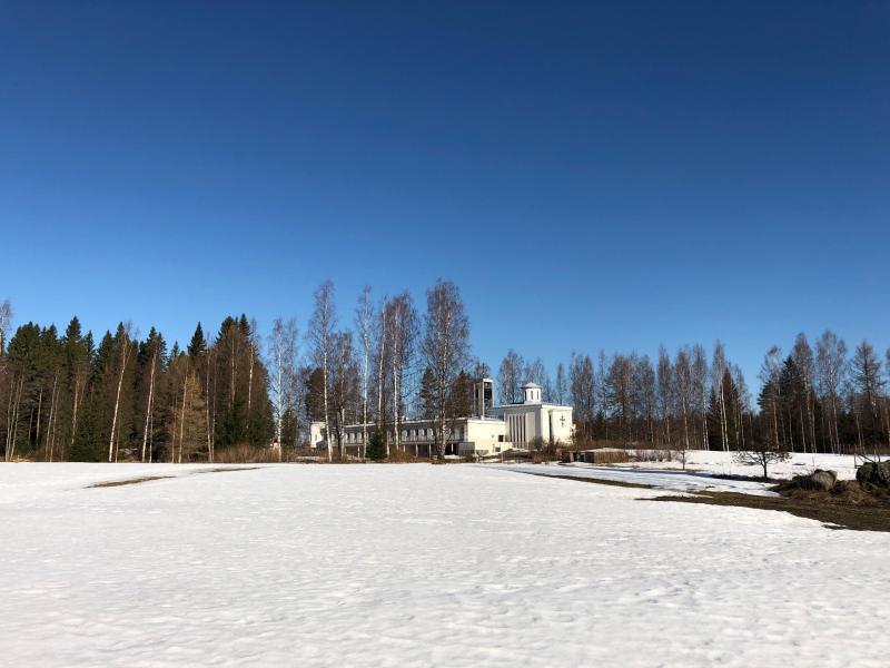 Новый Валаам в Финляндии